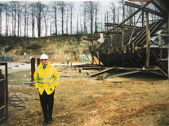 Rod First Demolition Job